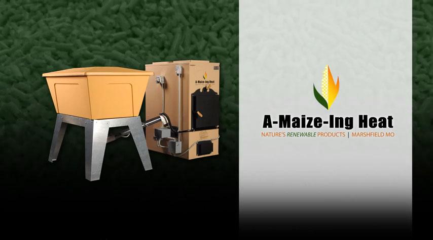Natures Renewable A-Maize-Ing Heat Unit