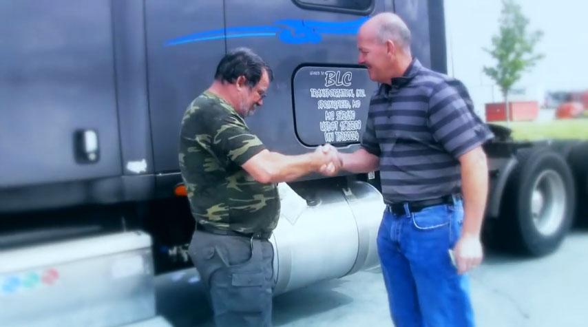 BLC Trans Driver Testimonial – Timothy Hall