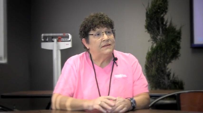 Prime Trucking – Driver Health and Fitness Program – Nancy Perkins Testimonial