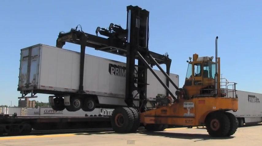 Prime Trucking – Intermodal