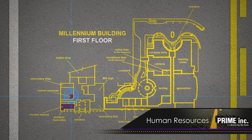 Prime Trucking – Millennium Building