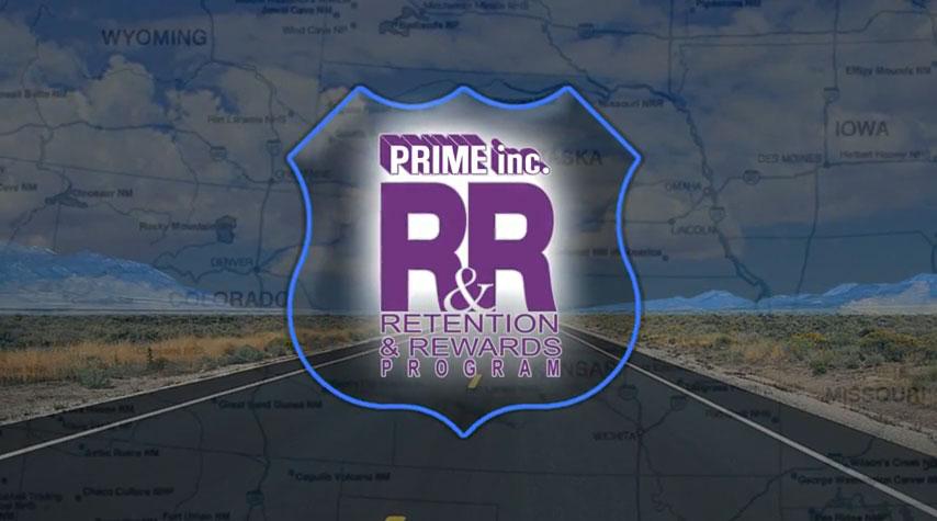 Prime Trucking – Retention and Rewards Program