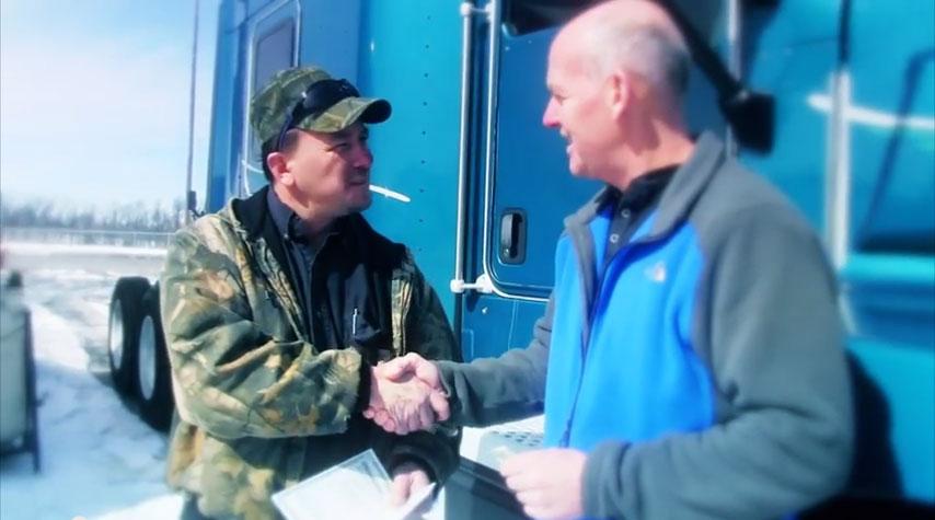BLC Trans Driver Testimonial – Dennis Forsythe